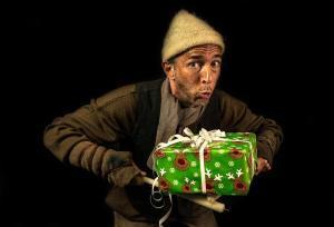 No, son, that's not Santa.
